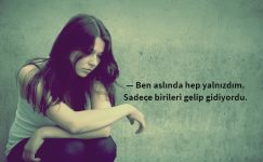 Depresyon Sözleri