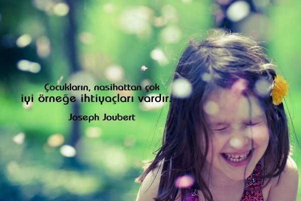 Çocuklarla İlgili Güzel Sözler