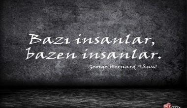 George Bernard Shaw Sözleri