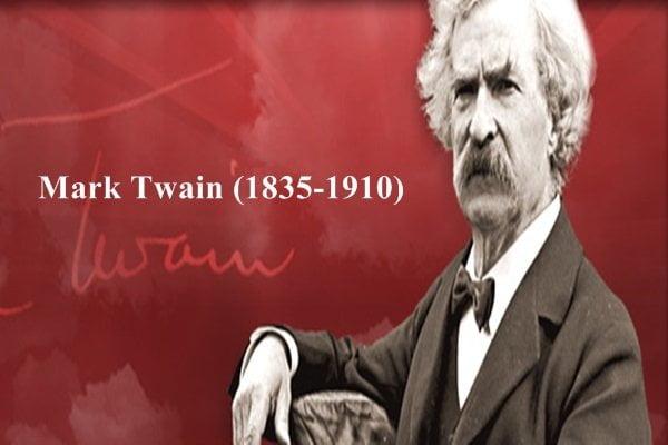 Mark Twain Hayatı ve eserleri