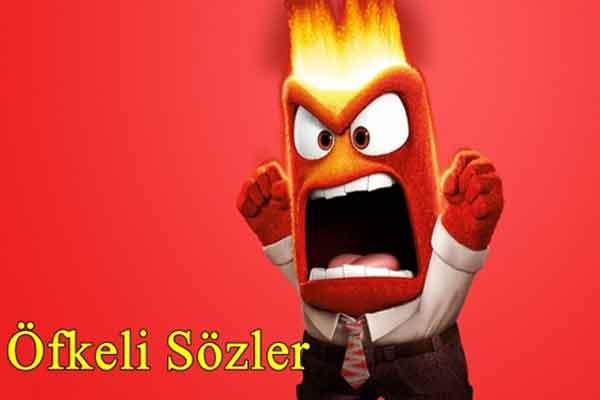 Öfkeli Sözler