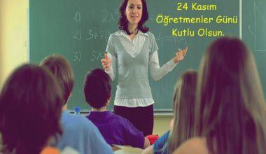 Öğretmenler Günü Sözleri