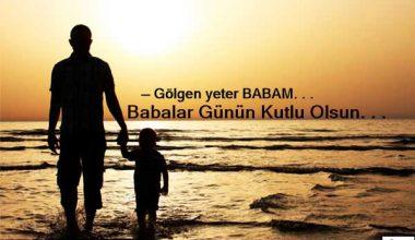 Babalar Günü Resimli Mesajları