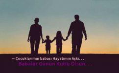 Kocaya Babalar Günü Mesajı