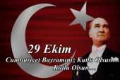 29 Ekim Cumhuriyet Bayramı Resimli Mesajları