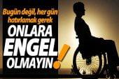 3 Aralık Dünya Engelliler Günü Sözleri ve Mesajları