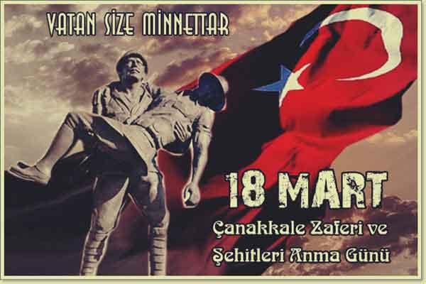 18 Mart Çanakkale Zaferi Sözleri