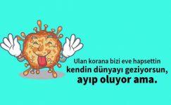 Korona Virüs Şakaları Esprileri