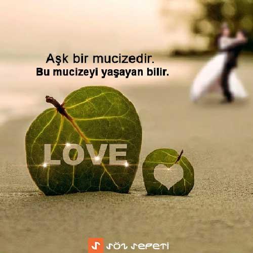 En Güzel Etkileyici Aşk Mesajları