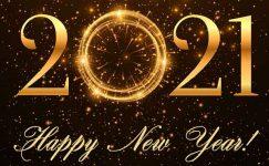 Yeni Yıl Mesajları 2021